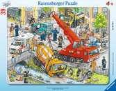 Rettungseinsatz Puzzle;Kinderpuzzle - Ravensburger