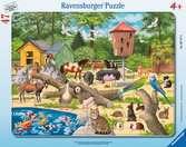 Im Streichelzoo Puzzle;Kinderpuzzle - Ravensburger