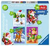 Christmas Friends My First Puzzles Puzzles;Children s Puzzles - Ravensburger