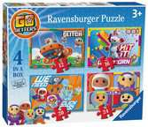 Go Jetters 4 in Box Puzzles;Children s Puzzles - Ravensburger