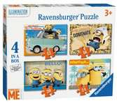 Despicable Me 4 in Box Puzzles;Children s Puzzles - Ravensburger
