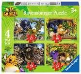 Búsqueda del tesoro de los piratas Puzzles;Puzzle Infantiles - Ravensburger
