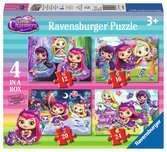 Little Charmers - Onderweg in Charmville Puzzels;Puzzels voor kinderen - Ravensburger