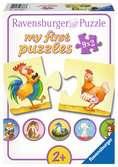 Tegenstellingen Puzzels;Puzzels voor kinderen - Ravensburger