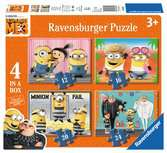 Despicable Me 3, 4 in Box Puzzles;Children s Puzzles - Ravensburger