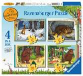 The Gruffalo 4 in Box Puzzles;Children s Puzzles - Ravensburger