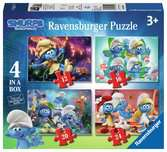 Smurfige avonturen Puzzels;Puzzels voor kinderen - Ravensburger