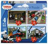 Thomas & Friends Puzzle;Puzzles enfants - Ravensburger