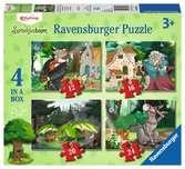 In het sprookjesbos Puzzels;Puzzels voor kinderen - Ravensburger