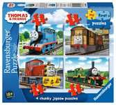 Thomas My First Puzzles Puzzles;Children s Puzzles - Ravensburger
