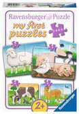 Liebenswerte Bauernhoftiere Puslespil;Puslespil for børn - Ravensburger