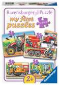 Ravensburger Op het werk - My First puzzels - 2jaar4jaar6jaar8 stukjes - kinderpuzzel Puzzels;Puzzels voor kinderen - Ravensburger
