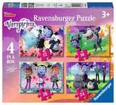 Vampirina 4 in a Box Puzzles;Children s Puzzles - Ravensburger