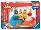 Twirlywoos My First Floor Puzzle, 16pc Puzzles;Children s Puzzles - Ravensburger