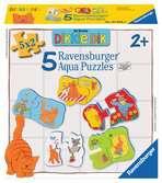 Aqua puzzel Dikkie Dik Puzzels;Puzzels voor kinderen - Ravensburger