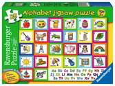 Discover & Develop Alphabet Puzzle, 28pc Puzzles;Children s Puzzles - Ravensburger