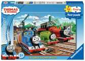 Thomas & Friends My First Floor Puzzle, 16pc Puzzles;Children s Puzzles - Ravensburger