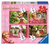 Je vriendinnetjes uit de Efteling Puzzels;Puzzels voor kinderen - Ravensburger