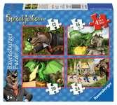 Je vriendjes uit de Efteling Puzzels;Puzzels voor kinderen - Ravensburger