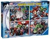 Marvel Avengers Puzzles;Puzzle Infantiles - Ravensburger