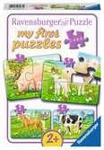 Onze lievelingsdieren Puzzels;Puzzels voor kinderen - Ravensburger