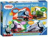 Il trenino Thomas Puzzle;Puzzle per Bambini - Ravensburger