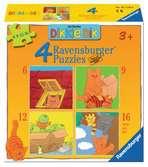 Dikkie Dik Puzzels;Puzzels voor kinderen - Ravensburger