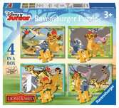 The Lionguard Puzzels;Puzzels voor kinderen - Ravensburger