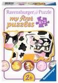 Les animaux et leurs bébés Premier âge;Puzzles - Ravensburger