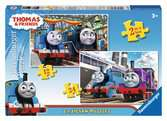 Thomas & Friends 2 in Box Puzzles;Children s Puzzles - Ravensburger
