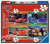 Disney Cars 4 in a Box Puzzles;Children s Puzzles - Ravensburger