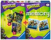 Teenage Mutant Ninja Turtles Juegos;Juegos infantiles - Ravensburger