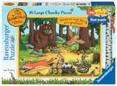 The Gruffalo My First Floor Puzzle, 16pc Puzzles;Children s Puzzles - Ravensburger