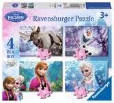 Frozen Puzzle;Puzzle per Bambini - Ravensburger