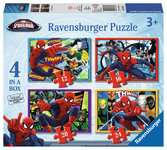 Ultimate Spiderman Puzzles;Puzzle Infantiles - Ravensburger