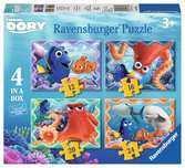 Finding Dory 4 in Box Puzzles;Children s Puzzles - Ravensburger
