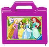 Puzzle 6 cubes - Disney Princesses Jeux éducatifs;Premiers apprentissages - Ravensburger