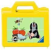 Der Kleine Maulwurf im Garten Puzzle;Kinderpuzzle - Ravensburger