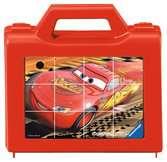 Puzzle 12 cubes - Les voitures Disney Cars Jeux éducatifs;Premiers apprentissages - Ravensburger