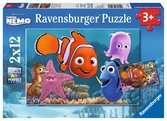 Nemo is ontsnapt Puzzels;Puzzels voor kinderen - Ravensburger