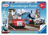 Thomas & Friends 2x12pc Puzzles;Children s Puzzles - Ravensburger