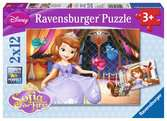 Princess Sofia Jigsaw Puzzles;Children s Puzzles - Ravensburger