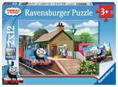 Thomas la locomotive / Thomas and friends Puzzle;Puzzle enfant - Ravensburger