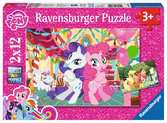 My Little Pony 2x12pc Puzzles;Children s Puzzles - Ravensburger