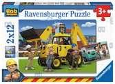 Bob en zijn team Puzzels;Puzzels voor kinderen - Ravensburger