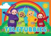 Teletubbies 2x12pc Puzzles;Children s Puzzles - Ravensburger
