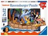 Yakaris Abenteuer Puzzle;Kinderpuzzle - Ravensburger