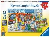 Instappen! Puzzels;Puzzels voor kinderen - Ravensburger