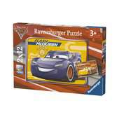 Flash et Cruz / Cars 3 Puzzle;Puzzle enfant - Ravensburger