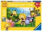 Ausflug mit Biene Maja Puzzle;Kinderpuzzle - Ravensburger